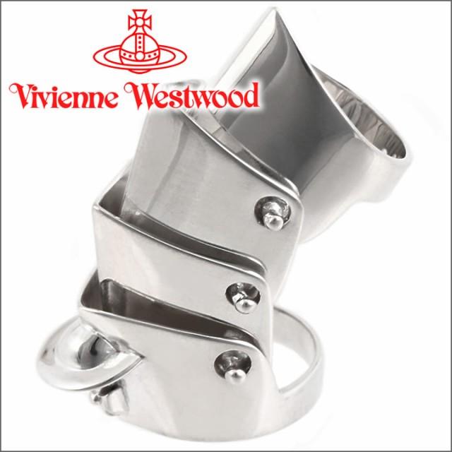 クラシック ヴィヴィアン ウエストウッド リング 指輪 アーマーリング シルバー Vivienne Westwood 【送料無料】, さがけん 9688a0c9