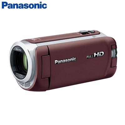 【即納&大特価】 デジタルハイビジョンビデオカメラ ブラウン 【送料無料】パナソニック HC-W590M-T 64GBメモリー内蔵-ビデオカメラ