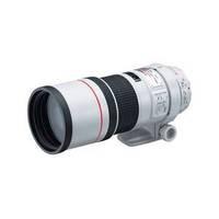 憧れの キヤノンEFマウント系 EF300mm F4L 単焦点レンズ USM IS キヤノン-カメラ