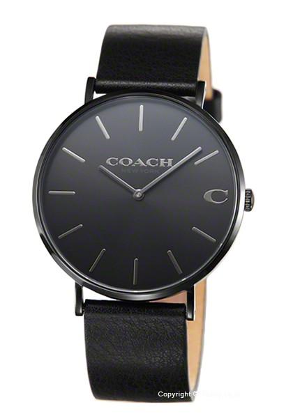 【限定価格セール!】 コーチ 時計 COACH メンズ 腕時計 Charles 14602434, ワコウシ 16ed9fec