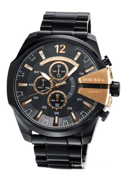 激安特価  ディーゼル 時計 メンズ DIESEL 腕時計 DZ4309 メガチーフ クロノグラフ, スポーツアサヒ ace22b3e