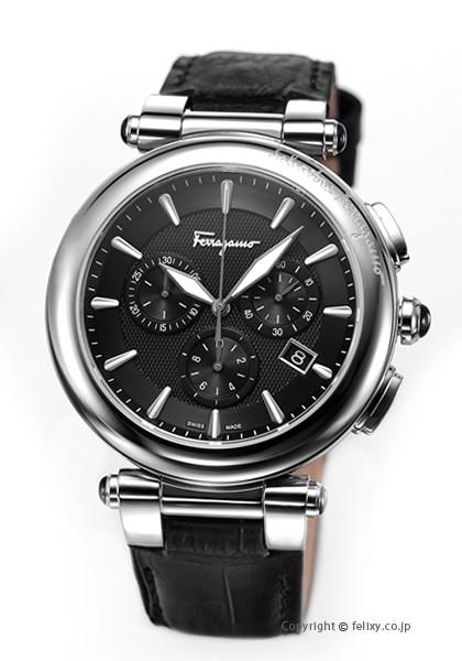 【激安大特価!】 サルヴァトーレ フェラガモ フェラガモ Salvatore Ferragamo 腕時計 Idillio 腕時計 サルヴァトーレ Chronograph FCP010017, モトスグン:b3129684 --- 1gc.de