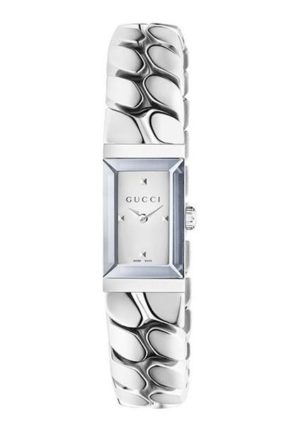 ラウンド  グッチ 時計 GUCCI レディース スクエア 腕時計 G-Frame Small YA147501, 笛吹市 379532e4