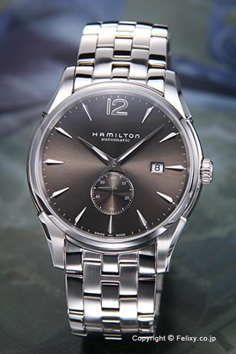 今年も話題の ハミルトン オート 腕時計 メンズ メンズ ジャズマスター スリム 腕時計 プチセコンド オート アンスラサイト H38655185, 牟礼町:822b2d8c --- 1gc.de