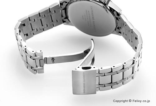 new styles 7f8b4 99e96 キャサリンハムネット 時計 メンズ KATHARINE HAMNETT 腕時計 クロノグラフ6 KH20H3-B64