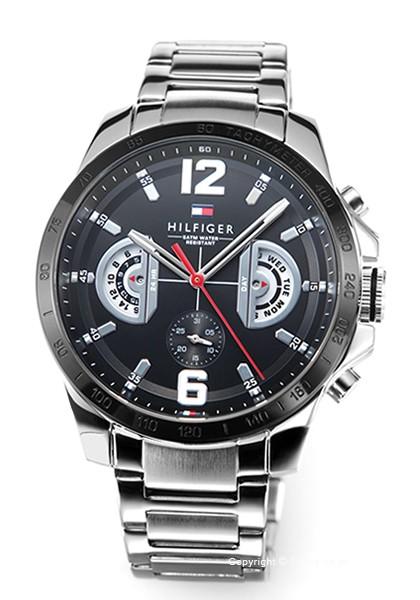 1f7a47d227634 トミーヒルフィガー 時計 TOMMY HILFIGER メンズ 腕時計 Decker 1791472 ...