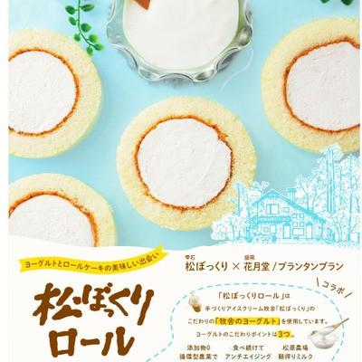 新登場!松ぼっくりロール /ヨーグルト/ ロールケーキ/アイス/ お菓子 /スイーツ /ギフト/人気/ プレゼント