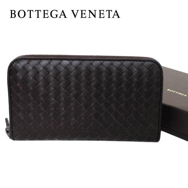 81338db527e3 BOTTEGA VENETA ボッテガヴェネタ 長財布 114076 V4651 2040 ダークブラウン ブランド 財布 オシャレ ファッション 小物
