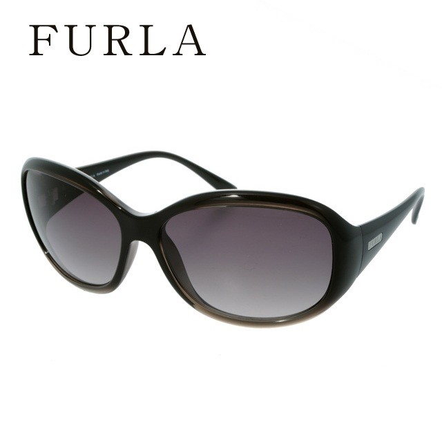 fdbfb52ca414 FURLA フルラ サングラス SU4828G 09Q8 ダークブラウンフェード/スモークグラデーション 人気 ブランド ファッション アイウェア