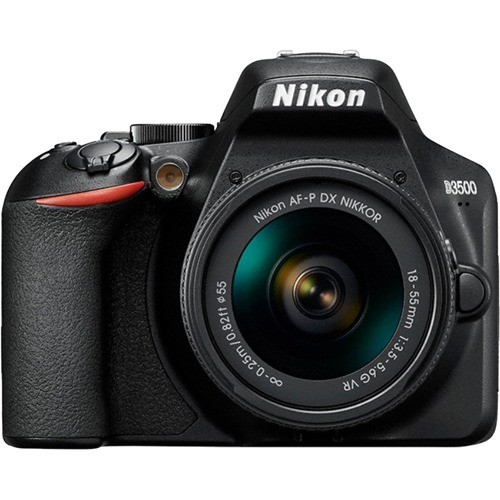 【ラッピング不可】 18-55 D3500 ニコン レンズキット(1セット)[情報家電 その他] VR-カメラ