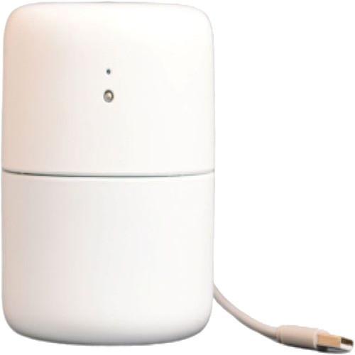 超音波式卓上加湿器 コイス ホワイト GHA001W-FJ(1台)[加湿器]