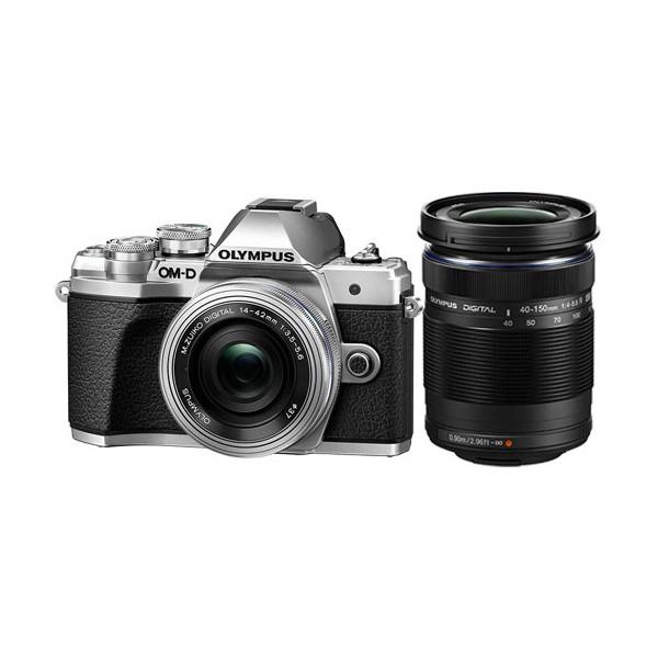 激安特価 SLV E-M10 シルバー EZDZK MarkIII (約1605万画素)]【あす着】 [ミラーレス一眼カメラ OLYMPUS-カメラ