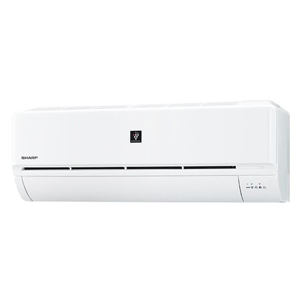 超格安一点 AY-J28D-W J-Dシリーズ ホワイト系 [エアコン SHARP (主に10畳用)]【あす着】-エアコン