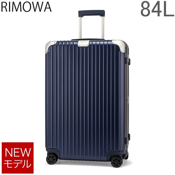 高価値 [あす着] リモワ RIMOWA Newモデル リモワ ハイブリッド 88373614 チェックイン [あす着] L 84L 88373614 スーツケース Hybrid, 藍住町:c1b0a9d0 --- kiefferpartner.de