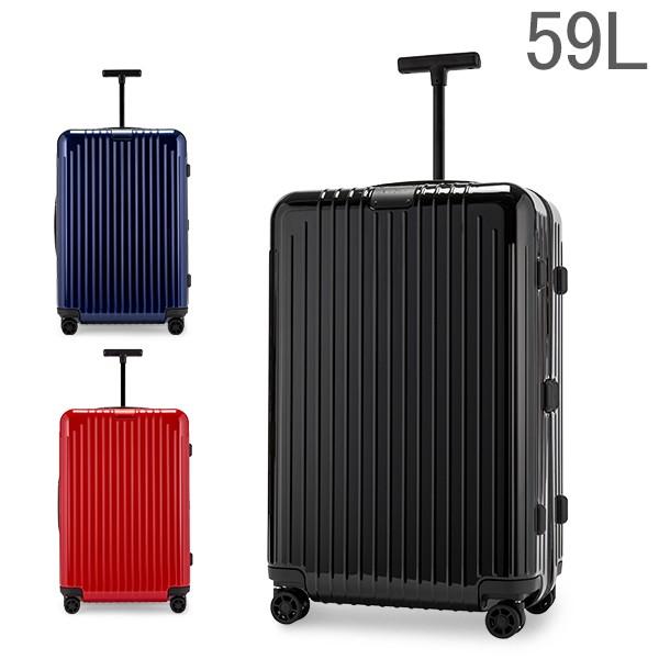 安い割引 [あす着] リモワ RIMOWA エッセンシャル ライト 823636 チェックイン M 59L 4輪 スーツケース Essential Lite, ミズマキマチ b3665269