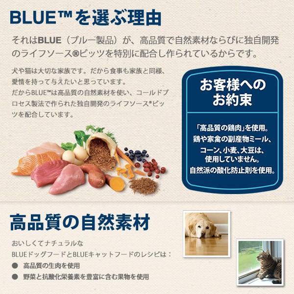 ブルーバッファロー 犬 ラム&オートミール 子犬用 2kg 【ドッグフード/ドライフード/子犬用 パピー/ペットフード/ドックフード】