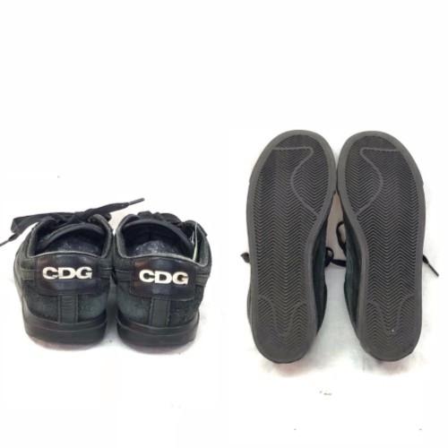 low priced 0c1ab ef2cd 【古着】BLACK COMME des GARCONS X NIKE コムデギャルソン×ナイキ BLAZER LOW PREMIUM ブレザーロー  CDG SP BLACK 25cm/メンズ・スニ |au Wowma!(ワウマ)
