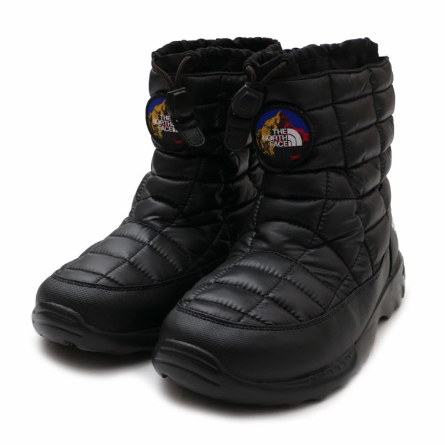 海外限定 ザ ノースフェイス THE NORTH FACE 7SE BOOTIE ブーティー ブーツ TNF 黒 ブラック 黒 メンズ フットウェア|au Wowma!(ワウマ)
