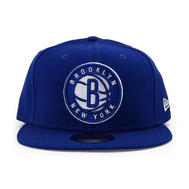 ニューエラ NEW ERA ne33708 ブルックリン ネッツ 9FIFTY SNAPBACK キャップ ROYAL BLUE ブルー ヘッドウェア