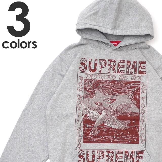 【期間限定送料無料】 シュプリーム SUPREME SUPREME Doves Hooded Sweatshirt パーカー Sweatshirt SWT パーカー/HOODY, キッチン雑貨のお店 エコキッチン:8538e119 --- kzdic.de