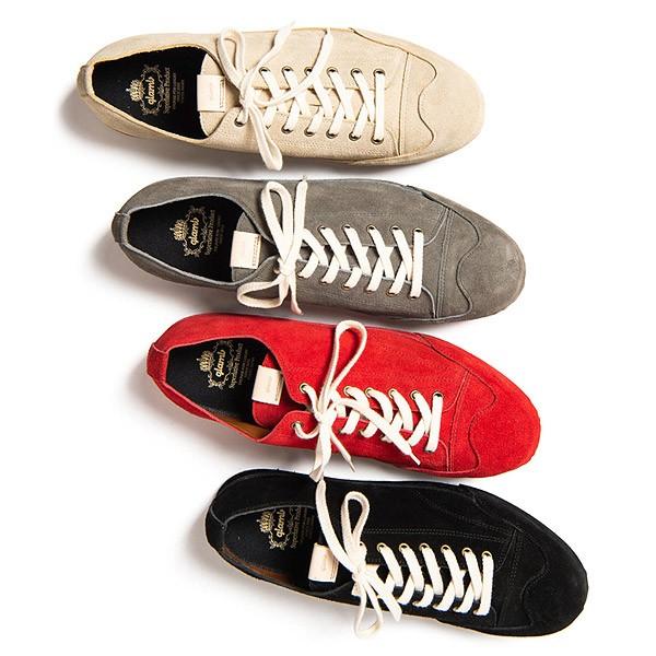 【再入荷!】 glamb グラム Hilary leather sneakers メンズ スニーカー 送料無料 atfacc, 可愛い腕時計&コスメ通販GIRAFF 811aa4d3