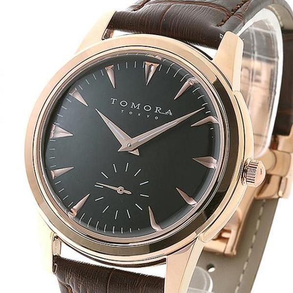 【オンラインショップ】 TOMORA T-1602-PGBK TOKYO(トモラ 腕時計 トウキョウ) 腕時計 TOKYO(トモラ T-1602-PGBK, ネイルショップ GG:0daa9777 --- ai-dueren.de