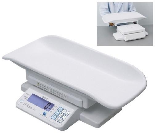 予約販売 タニタ 7区仕様 規格:USB端子付 デジタルベビースケール(検定品) BD-715A-ベビー