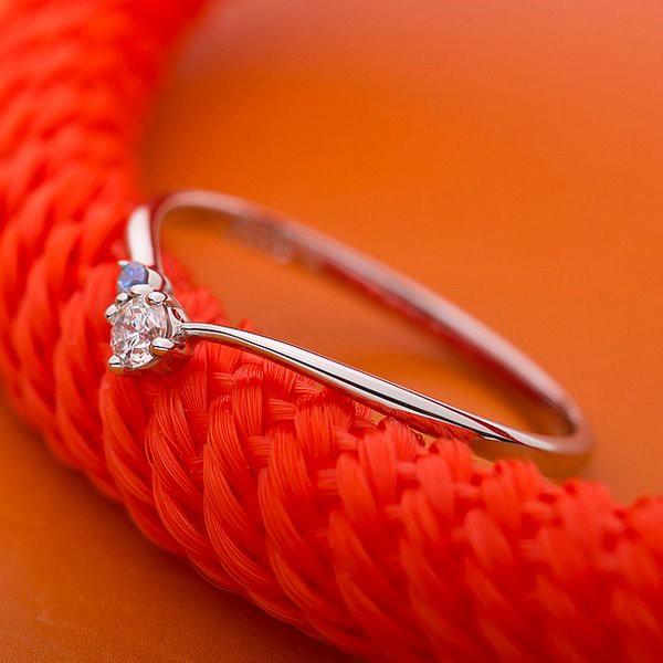 独創的 〔鑑別書付〕プラチナPT950 天然ダイヤリング 指輪 ダイヤ0.05ct アイスブルーダイヤ0.01ct 8号 V字モチーフ, 空間コーディネートAnmine:773bc41a --- chevron9.de