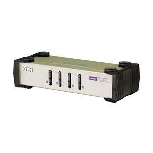名作 ATEN ATEN マルチインターフェース 4ポート USB USB KVMスイッチ 4ポート CS84U, 明りと香り本舗:0a26bd17 --- sgjugend.de