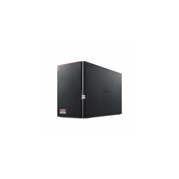 【60%OFF】 リンクステーション BUFFALO LS520D0602G 6TB ネットワーク対応HDD-ソフトウェア