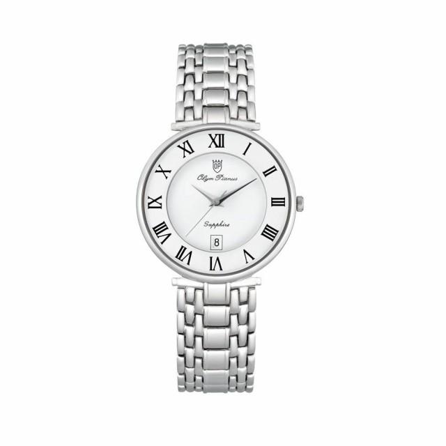 【海外輸入】 PIANAS(オリン 腕時計 OLYM ピアナス) メンズ ON-5677MS-3-腕時計メンズ