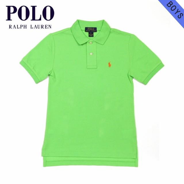 fe3cdc2d0a652 ポロ ラルフローレン キッズ ポロシャツ ボーイズ 子供服 正規品 POLO RALPH LAUREN CHILDREN 半袖ポロシャツ