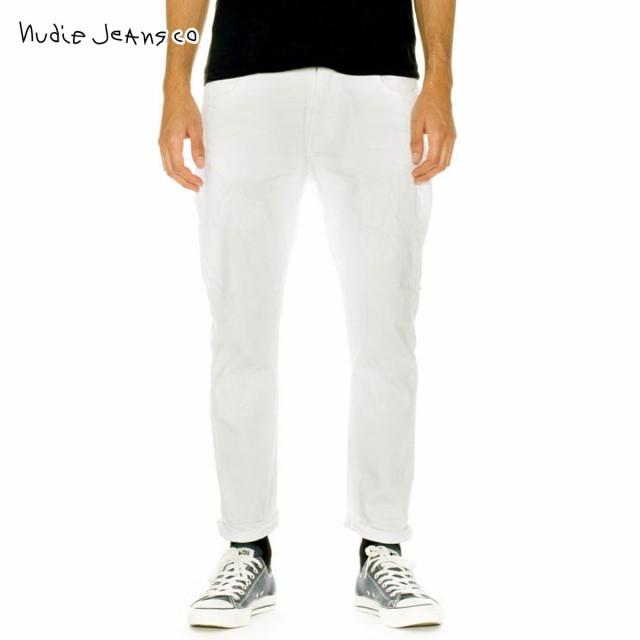 【本物保証】 ヌーディージーンズ ジーンズ メンズ 正規販売店 メンズ Nudie Jeans ジーパン PITCH BRUTE KNUT ジーンズ PITCH WHITE 745 1124180, 地酒の加登屋:a6e0a046 --- 1gc.de