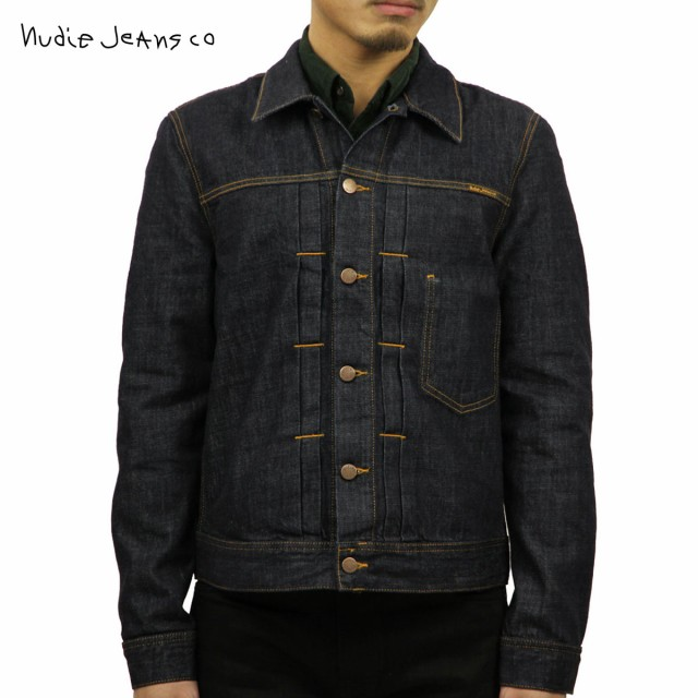 【一部予約販売】 ヌーディージーンズ アウター メンズ 正規販売店 Nudie Jeans ジャケット デニムジャケット SONNY DENIM JACKET RINSE BLUE 160590, 石狩市 2eaf4fa9