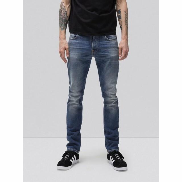 大きな割引 ヌーディージーンズ ジーンズ メンズ 正規販売店 CONJUNCTIONS Nudie Jeans ボトムス グリムティム TIM ボトムス ジーパン GRIM TIM DENIM JEANS CONJUNCTIONS 829 1, 矢島町:2a0bc517 --- 1gc.de
