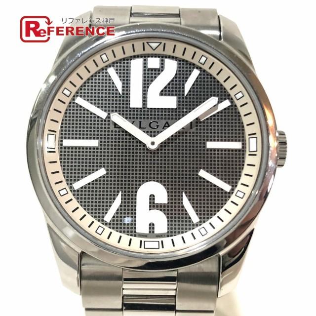 【当店一番人気】 あす着 BVLGARI BVLGARI ブルガリ ST42S 腕時計 ソロテンポ ブルガリ 腕時計 シルバー, 旅館の浴衣 美杉堂:3a55e108 --- kzdic.de