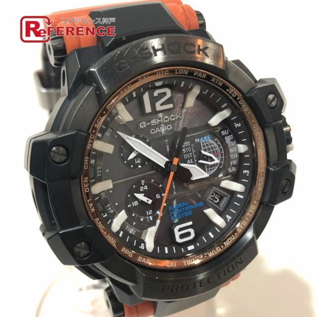 【レビューで送料無料】 あす着 CASIO カシオ GPW-1000-4ADR 限定モデル メンズ腕時計 腕時計 ブラック×オレンジ, 最安値で  4ab62cb6