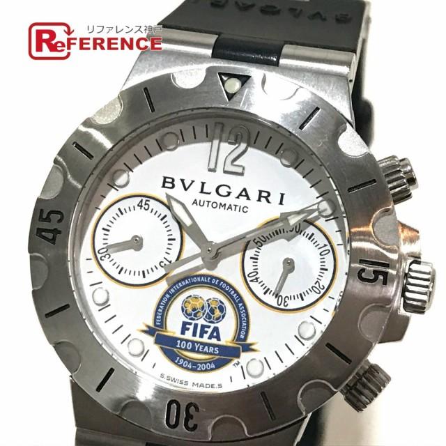 【限定セール!】 あす着ブルガリ ディアゴノ SC38WSV あす着ブルガリ (SCB38S) FIFA100周年記念モデル 世界999本限定 ディアゴノ スクーバ スクーバ 腕時計, カーパーツマルケイ:5ad61151 --- buergerverein-machern-mitte.de