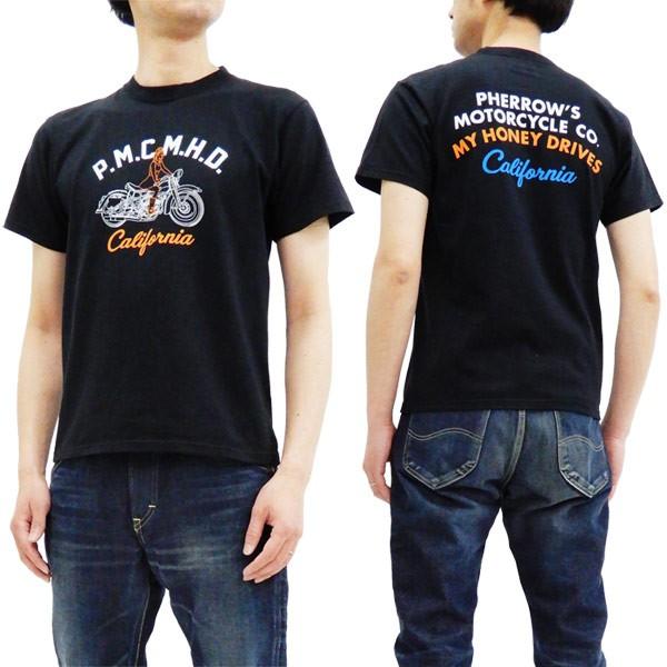 フェローズ 18S-PT20 Tシャツ バ...