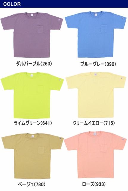 147a80d9c83b49 チャンピオン(Champion)T1011(ティーテンイレブン) US ポケットTシャツ MADE IN