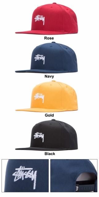 97c8c524824 ステューシー(STUSSY)Stock SU18 Cap キャップ 帽子 33  BB の通販は ...