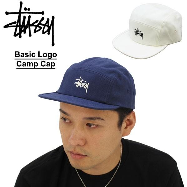 0575c5f8fcb ステューシー(STUSSY) Basic Logo Camp Cap キャップ 帽子 BB の通販は ...