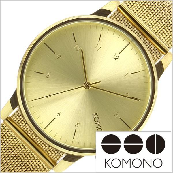 f71c044f16 [正規品] KOMONO時計 コモノ腕時計 KOMONO コモノ 時計 ウィンストンロイヤル WINSTONROYALE KOM-