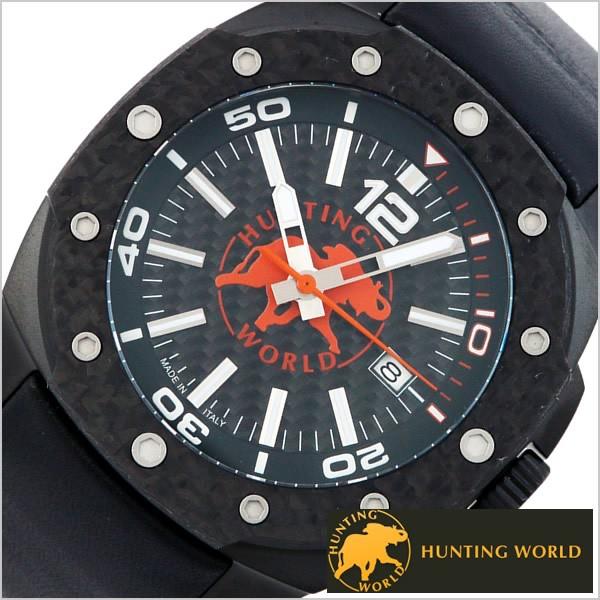 代引き手数料無料 ハンティングワールド腕時計 HUNTING WORLD 腕時計 ハンティング ワールド 時計 タフエレファント TOUGH ELEPANT メンズ HW026OR, GUOYA SELECT e06c324b