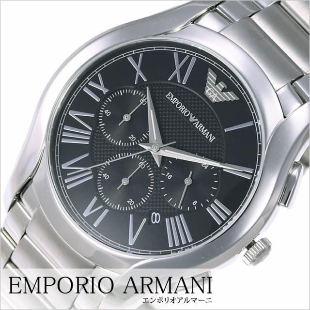 安い エンポリオアルマーニ腕時計 EMPORIO ARMANI 腕時計 エンポリオ アルマーニ 時計 バレンテ VALENTE メンズ AR11083, スタジオHiro 7e9fe756