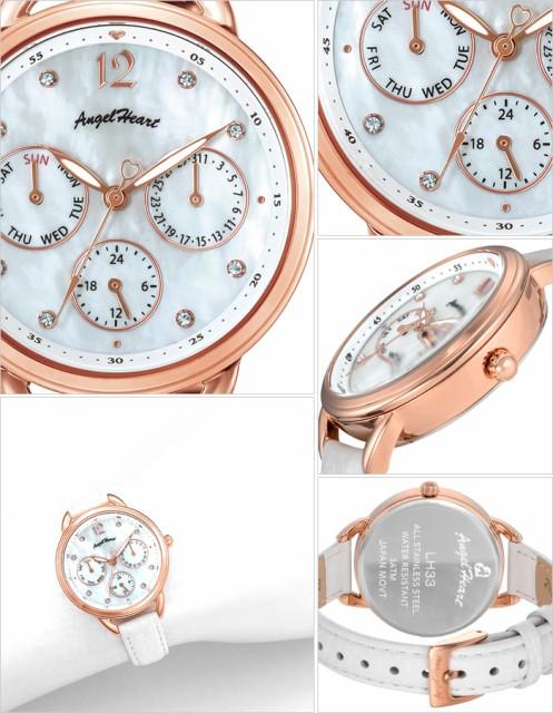LH33P-WH Angel Heart エンジェルハート リトルハート 腕時計 正規品
