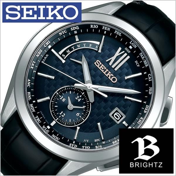 【格安saleスタート】 セイコー腕時計 SEIKO時計 腕時計 SEIKO 腕時計 セイコー SEIKO時計 時計 ブライツ BRIGHTZ メンズ セイコー SAGA251, Quality Space:f0dcec4b --- chevron9.de