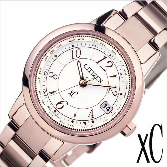 【今日の超目玉】 クロスシー腕時計 CITIZEN ホワイト 腕時計 シチズン クロスシー 時計 クロスシー ティタニア CITIZEN ハッピーフライト XC TITANIA レディース ホワイト EC1144-51C, タブタブ&景品太郎:1741e1ec --- chevron9.de