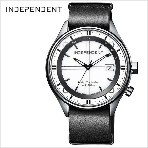 factory price 080a3 be11b CITIZEN 腕時計 シチズン 時計 インディペンデント INDEPENDENT メンズ ホワイト KL8-643-10|au Wowma!(ワウマ)