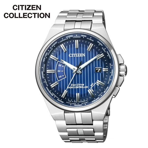【国内即発送】 CITIZEN COLLECTION 腕時計 腕時計 シチズン コレクション 時計 コレクション メンズ 男性 用 男性 夫 ブルー CB0161-82L, 携帯スリッパ屋さん。:f544c765 --- schongauer-volksfest.de